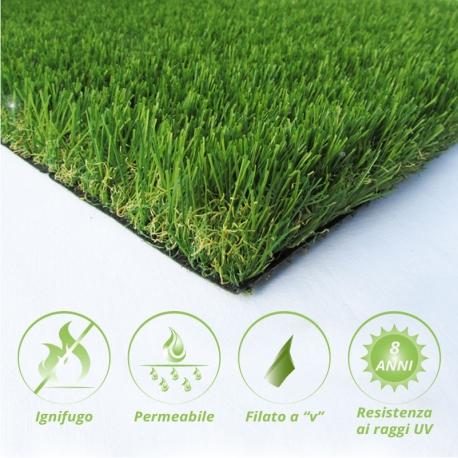 Tappeto di erba sintetica NEW STURDY 40
