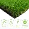Tappeto di erba sintetica FESTUCA50 LIGHT