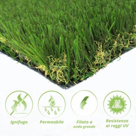 Tappeto di erba sintetica LOIETTO40