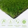 Tappeto di erba sintetica LOLIUM33