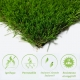 Tappeto di erba sintetica ZOYSIA37