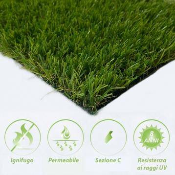 Tappeto di erba sintetica BASIC30