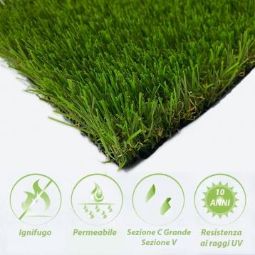 Tappeto di erba sintetica STURDY42