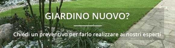 Chiedi un preventivo per un giardino con erba sintetica